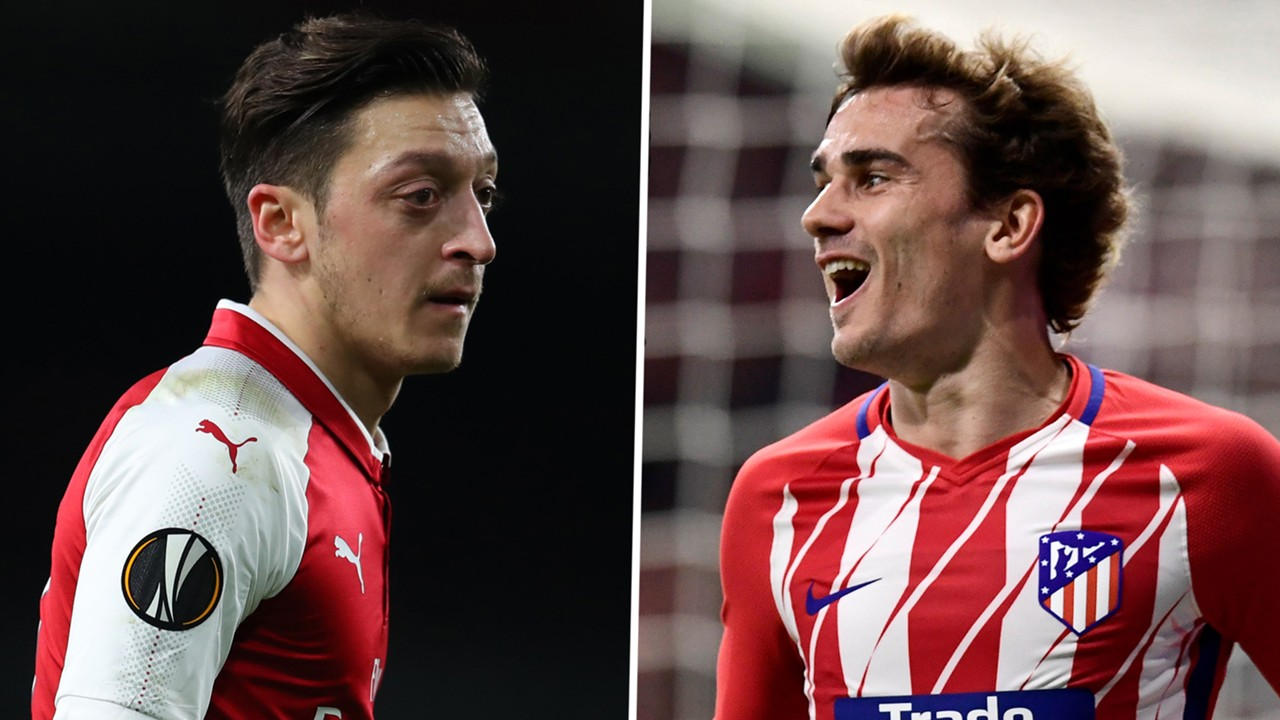 Atlético Madrid v Arsenal International_Champions_Cup