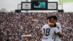 Balbuena e Kazim - Corinthians x São Paulo - Pacaembu - 27/01/2018