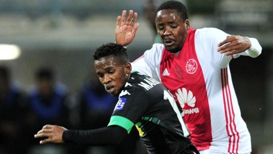 Bloemfontein Celtic, Kabelo Mahlasela & Ajax Cape Town, Bantu Mzwakali