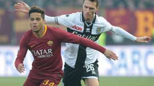 Justin Kluivert AS Roma 12292018