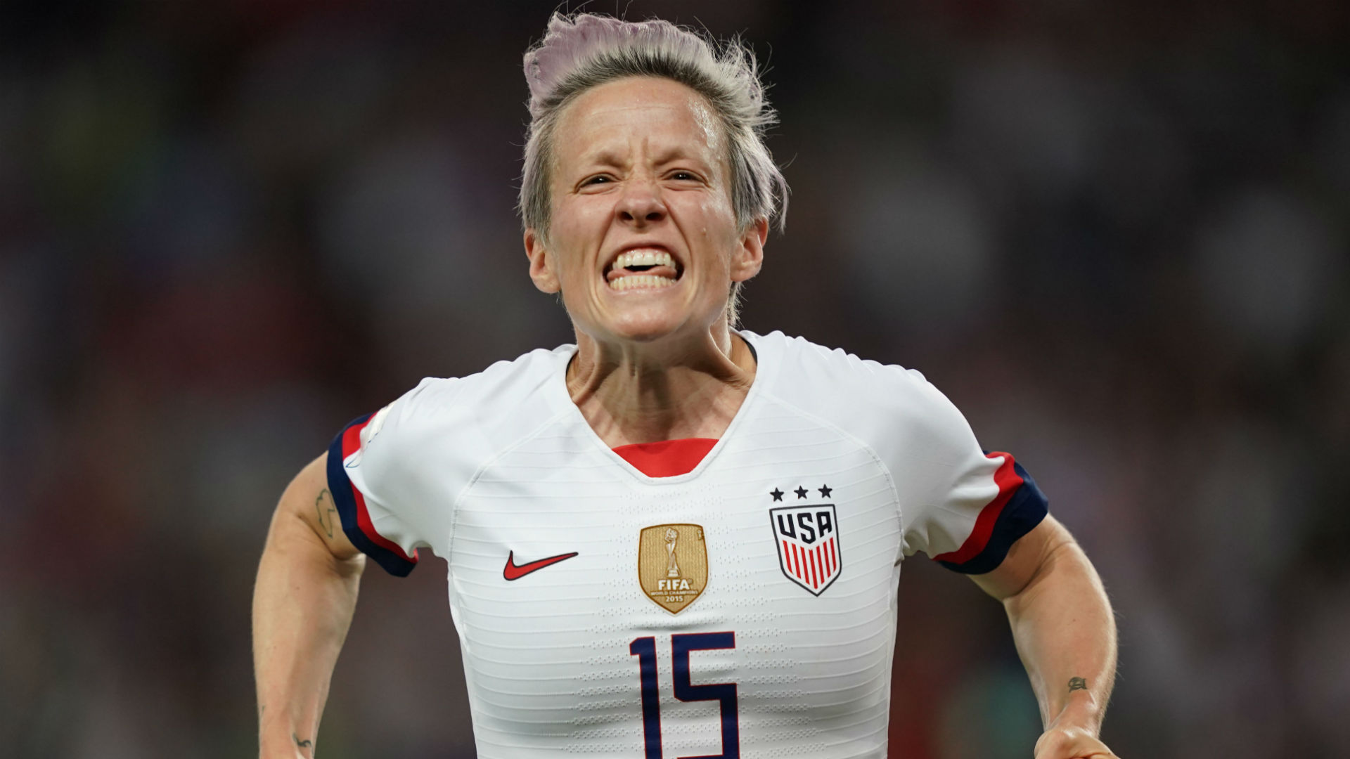Megan Rapinoe's World Cup Goal Celebration Is Now A Trump-Trolling Meme