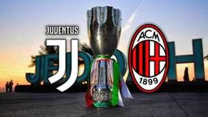 Supercoppa Italiana Juventus Milan