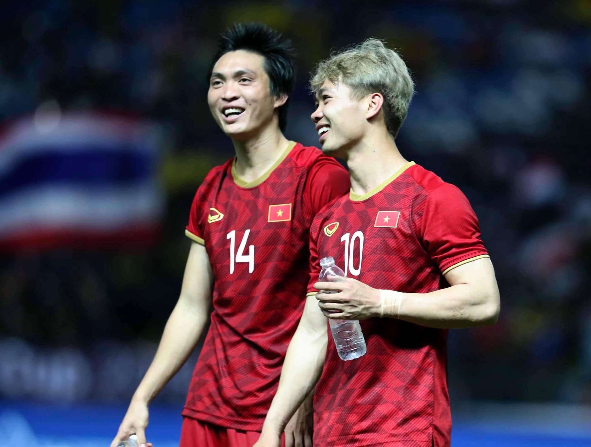 Nguyen Cong Phuong Nguyen Tuan Anh King's Cup 2019