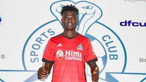 Noah Wafula signs for Vipers of Uganda from Homeboyz.