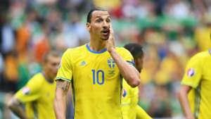 Zlatan Ibrahimovic Schweden 13062016