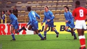 England San Marino 1993