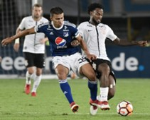 John Duque Millonarios Copa Libertadores 2018