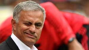 Jose Mourinho Man Utd 2018-19
