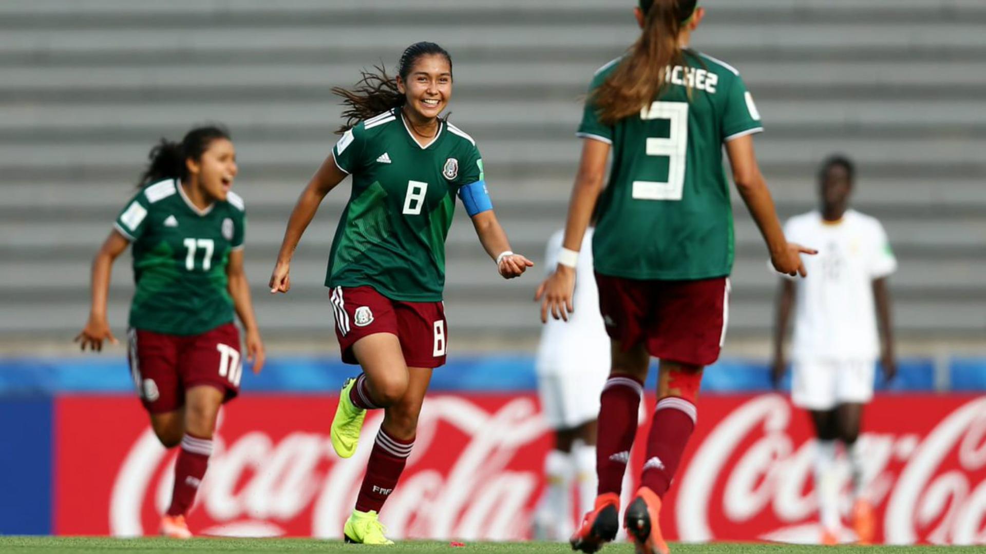 Selección mexicana Femenil Sub 17