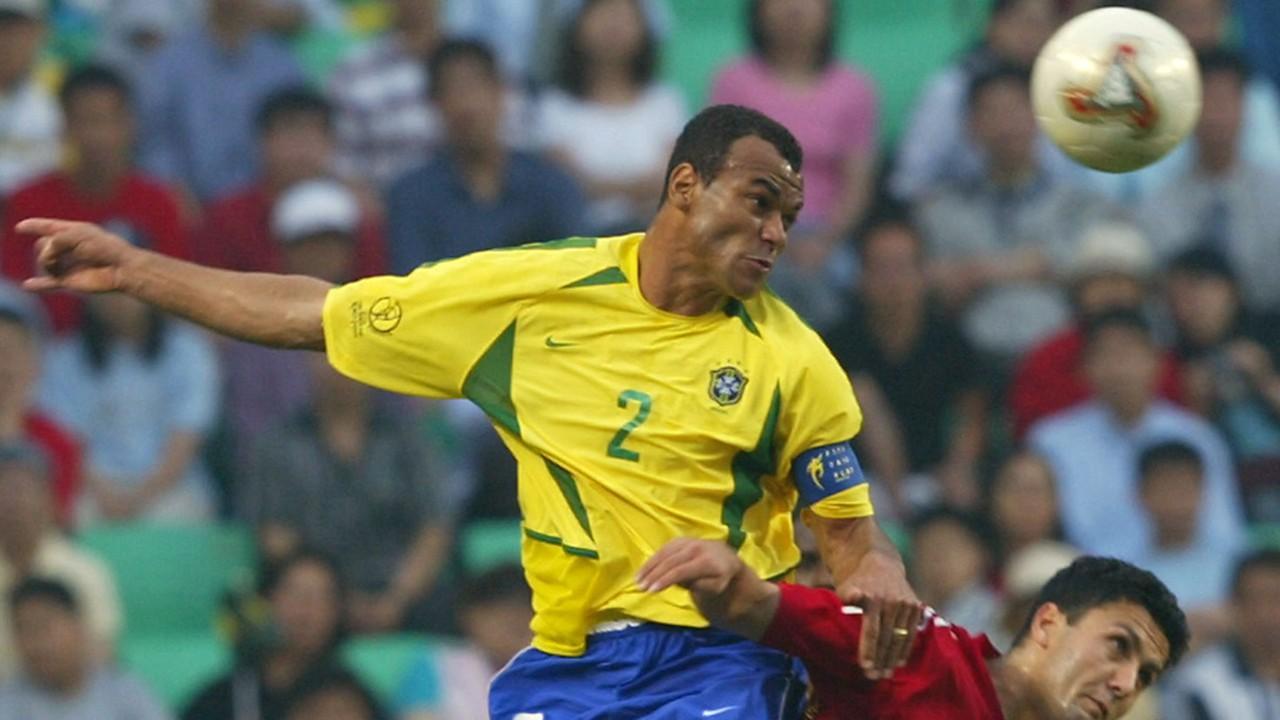 Cafu Brazil 07062002