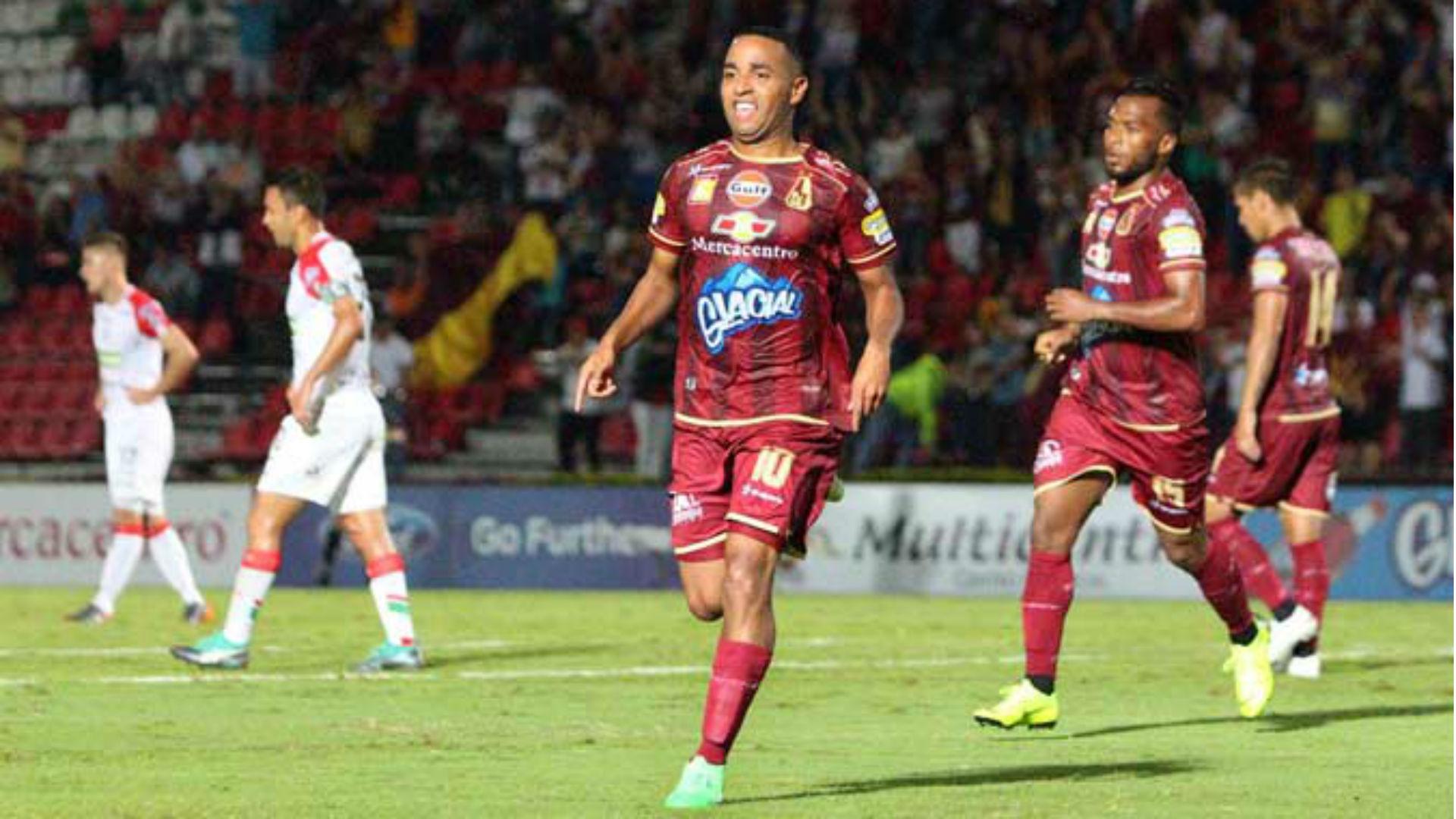 Yohandry Orozco Deportes Tolima 2018