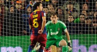 Xavi, Hierro & Pemain Dengan Caps El Clasico Terbanyak