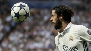 Isco Real Madrid Atletico Madrid Champions League