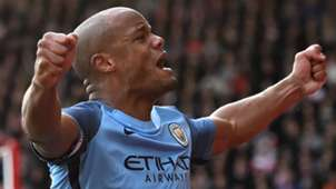 Premier League Team of the Week Vincent Kompany
