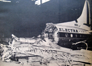 Eastern Air Lines Flight 375 fuselage