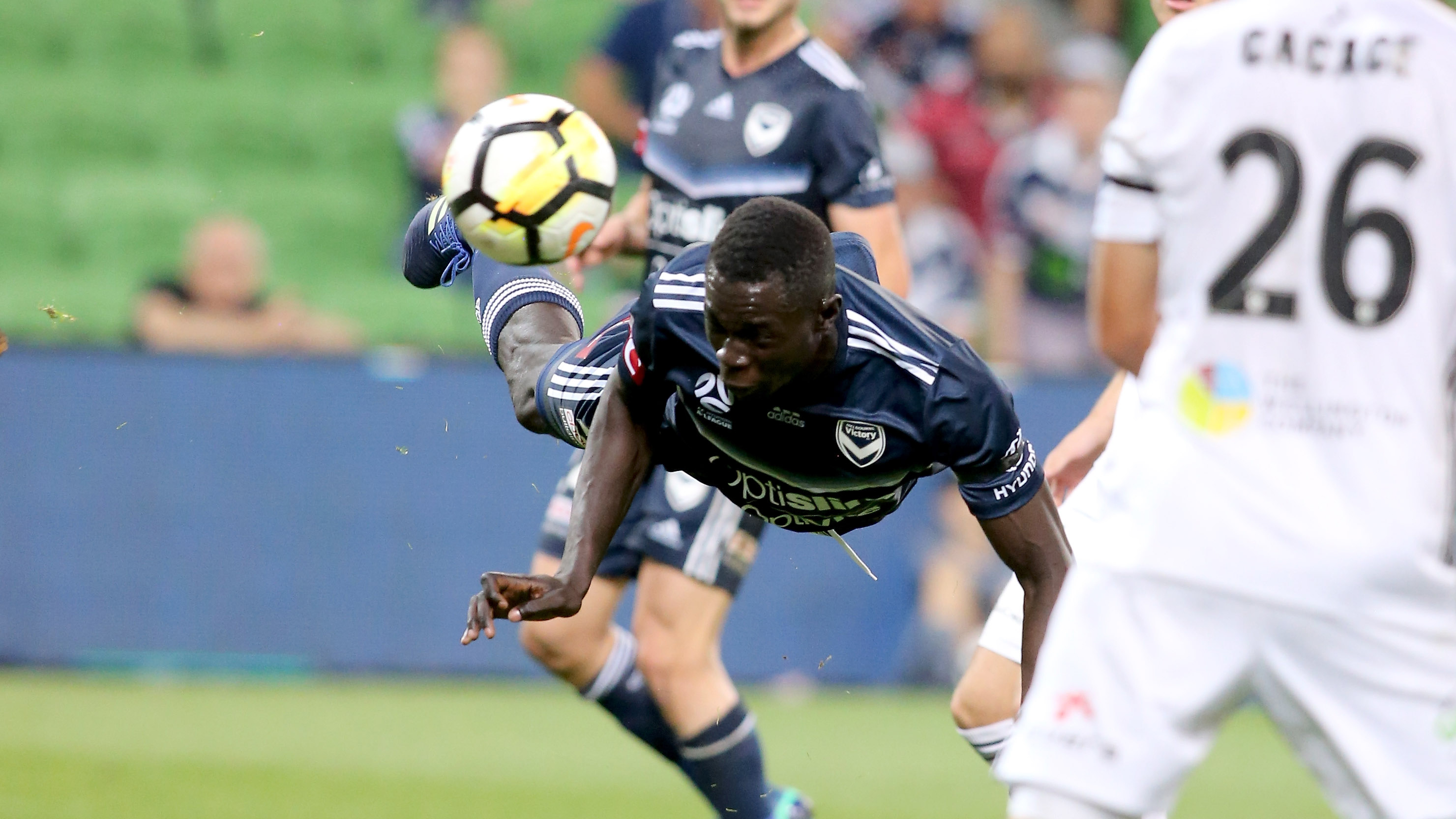 Kenny Athiu Melbourne Victory