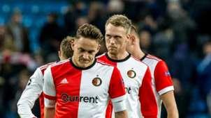Jens Toornstra, Manchester City - Feyenoord, Champions League 11212017
