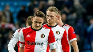 Jens Toornstra, Manchester City - Feyenoord, Champions League 11212017