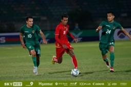 Myanmar - Bolivia
