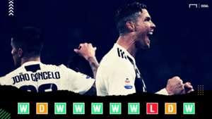 Juventus Champions League Power Rankings GFX