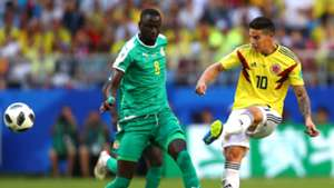 James Colombia Senegal WC Russia 28062018