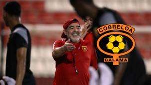Diego Maradona - Cobreloa