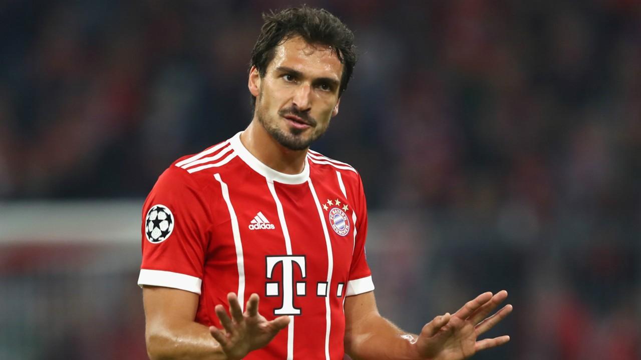 mats hummels bayern munich b766rc56jzju1ihfncnu33xpd - Bayern To Lock Horns With Neighbours Augsburg Looking To Seal The Bundesliga Title