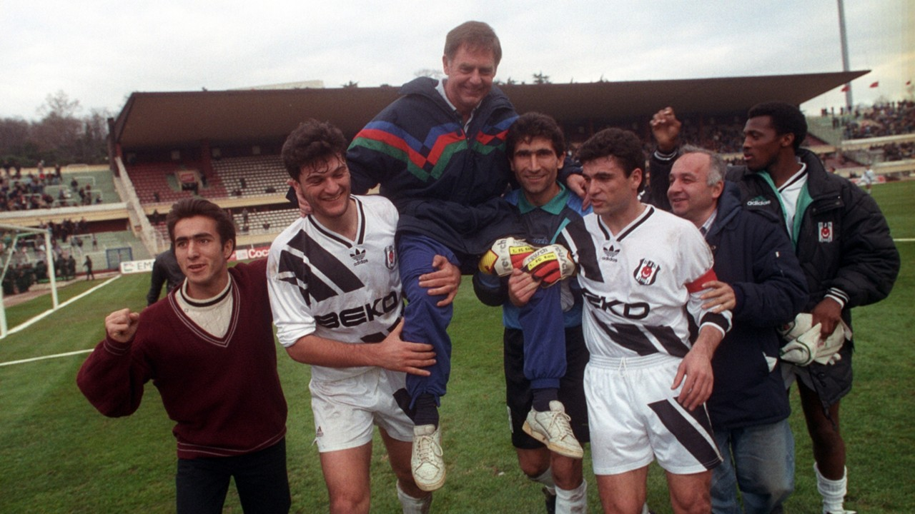 Besiktas 1993