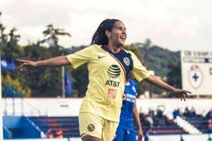 Cruz Azul América Femenil