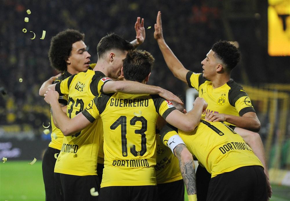 Heute Bayern Gegen Dortmund