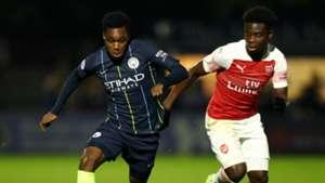 Jeremie Frimpong Manchester City