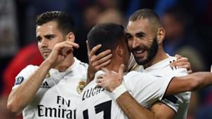 Karim Benzema, Plzen vs Real Madrid