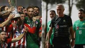 Atletico Madrid/Socceroos
