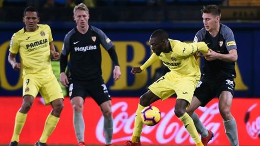 Karl Toko Ekambi on target as Villarreal clinch first 2019 home win