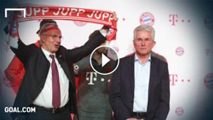 GFX Jupp Heynckes FC Bayern München