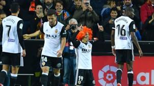 Rodrigo Moreno Valencia Barcelona La Liga