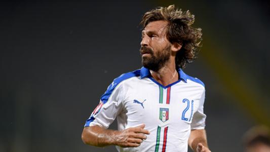 Andrea Pirlo Italy 2015