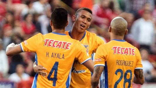 Hugo Ayala Luis Chaka Rodriguez Tigres