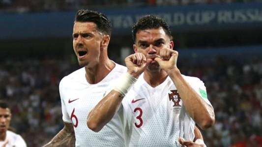 Pepe Jose Fonte Portugal Uruguay World Cup