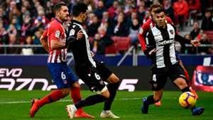 Koke Atletico Madrid LaLiga