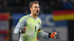 Manuel Neuer Germany Russia