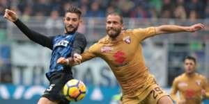 Roberto Gagliardini Lorenzo De Silvestri Inter Torino Serie A