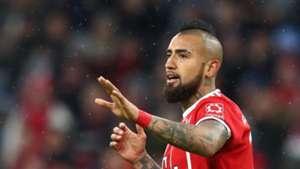 Arturo Vidal FC Bayern München