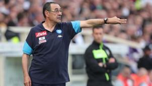 Maurizio Sarri SSC Neapel 29042018
