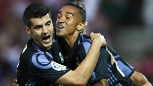 Alvaro Morata Danilo Real Madrid Granada LaLiga 06052017