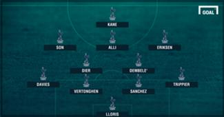 PS Tottenham