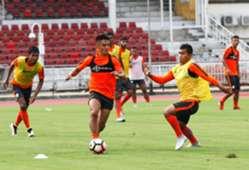Macau India 2017 training