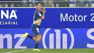 Ezequiel Avila Huesca La Liga 2018-19