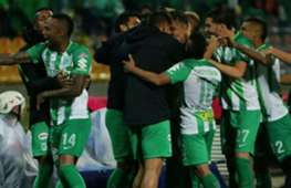 Atlético Nacional gol v Deportivo Cali Liga Águila 2018-I