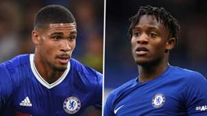 Ruben Loftus-Cheek Michy Batshuayi